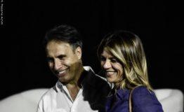 [:it]One- Orvieto Notti d'Estate- Roberta Tardani Sindaco di Orvieto e Alessandro Punzi Presidente dell'Associazione Cantiere Orvieto[:]