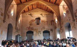 [:it]Tacco e Punta Giuliana, Tacco e Punta! LA sala dei 400 del Palazzo del Capitano del Popolo, Orvieto[:]