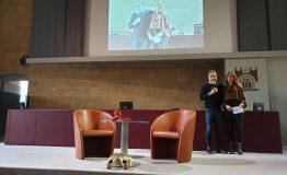 [:it]Tacco e Punta Giuliana, Tacco e Punta! Alessandro Punzi, il nostro Presidente insieme a Valeria Pedetti[:]